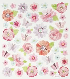 Bilde av Creotime - Stickers - 27192 - Vårblomster