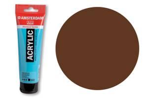 Bilde av Amsterdam - Acrylic Standard - 120ml - 409 BURNT UMBER