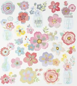 Bilde av Creotime - Stickers - 27193 - Vårblomster 2