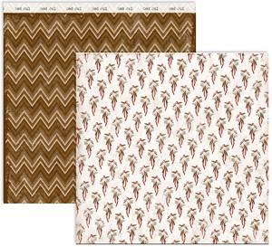 Bilde av Papirdesign PD14977 - Stille natt - Juleklokker