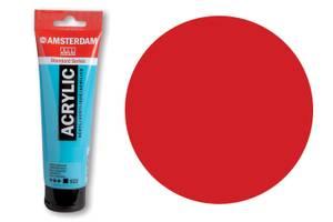 Bilde av Amsterdam - Acrylic Standard - 120ml - 399 NAPTHOL RED DEEP