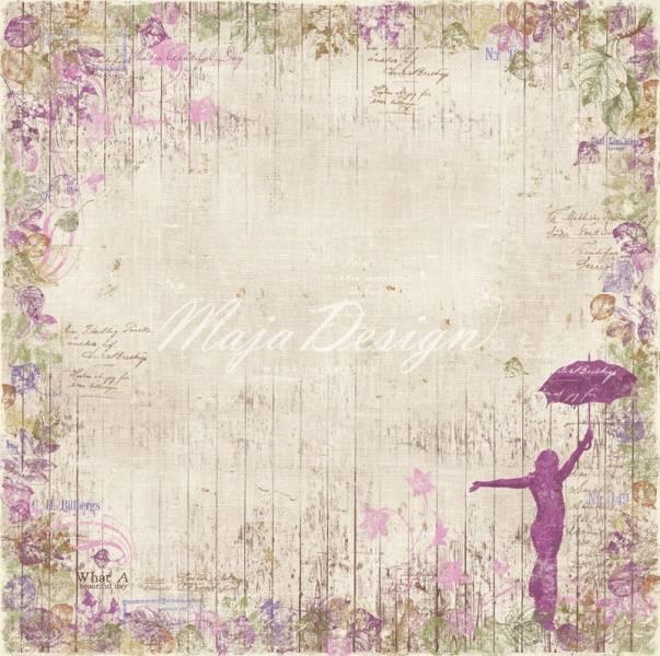 MAJA DESIGN - ENJOYING OUTDOORS 769 - SINGING IN THE RAIN