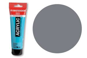 Bilde av Amsterdam - Acrylic Standard - 120ml - 710 NEUTRAL GREY
