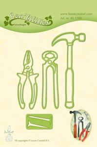 Bilde av Leane Creatief - 45.3288 - Lea'bilities Die - Men's Tools
