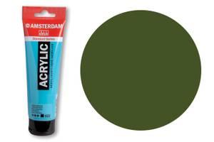 Bilde av Amsterdam - Acrylic Standard - 120ml - 622 OLIVE GREEN DEEP