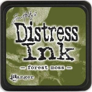 Bilde av Distress - Mini Ink Pad - Forest Moss