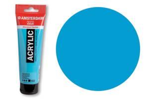 Bilde av Amsterdam - Acrylic Standard - 120ml - 572 PRIMARY CYAN