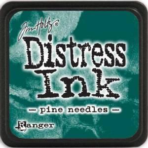 Bilde av Distress - Mini Ink Pad - Pine Needles