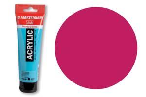 Bilde av Amsterdam - Acrylic Standard - 120ml - 567 PERMANENT RED VIOLET