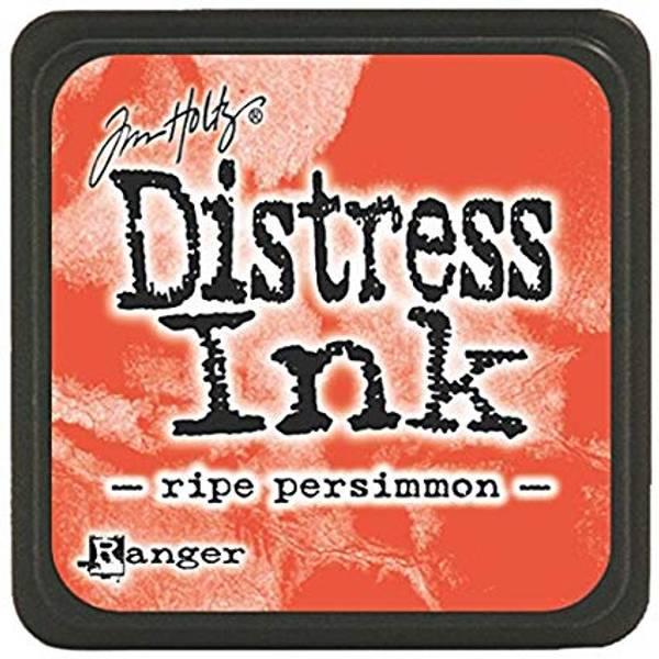 Distress - Mini Ink Pad - Ripe Persimmon