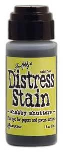 Bilde av Tim Holtz - Distress Stains - TDW31147 - SHABBY SHUTTERS