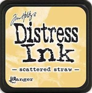 Bilde av Distress - Mini Ink Pad - Scattered Straw