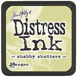 Bilde av Distress - Mini Ink Pad - Shabby Shutters