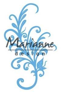Bilde av Marianne Design - Creatables - LR0526 - Anja's floral ornament
