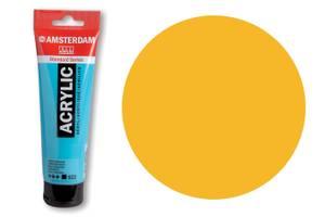 Bilde av Amsterdam - Acrylic Standard - 120ml - 253 GOLD YELLOW