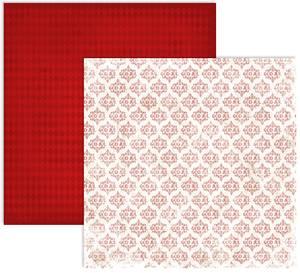 Bilde av Papirdesign PD14976 - Stille natt - HVIT JUL