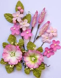 Bilde av 49 and Market - Wildflowers - Blush