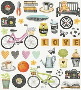 Bilde av Creotime - Stickers - 27200 - Fritid