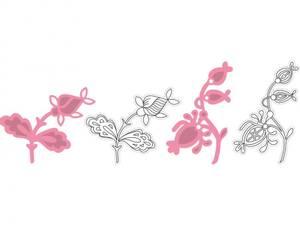 Bilde av Marianne Design - Collectable dies - COL1305 - To Blomster m/ste