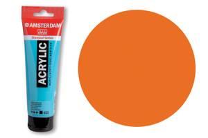 Bilde av Amsterdam - Acrylic Standard - 120ml - 311 VERMILION