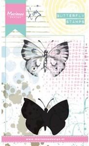 Bilde av Marianne Design - MM1613 - Stamps - Tiny's butterfly 1