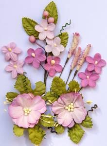 Bilde av 49 and Market - Wildflowers - Punch