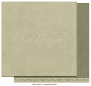 Bilde av Maja - 1169 - Monochromes - Shades of Tropical - Monstera