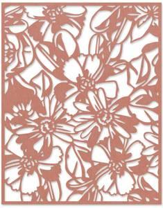 Bilde av Sizzix - Thinlits - 665203 - Flowery