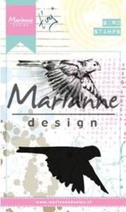 Bilde av Marianne Design - MM1618 - Stamps - Tiny's birds 1