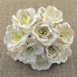 Bilde av Flowers - Magnolias - SAA-362 - White - 50stk