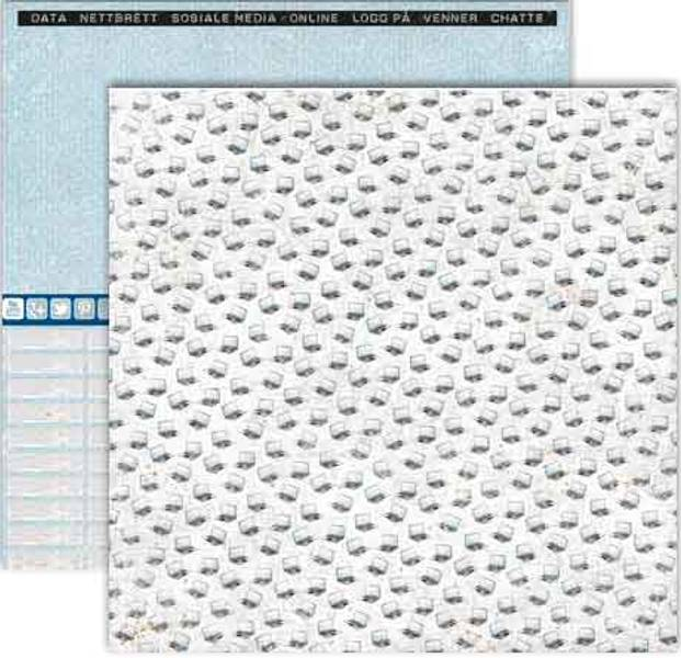 Papirdesign PD16142 - Muligheter - Laptop