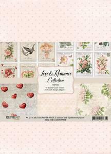 Bilde av Reprint -  A4 - RBP002 - Love & Romance Collection Pack