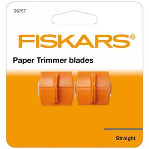 Bilde av Fiskars - 9675 - Reserve kniv 2 pk - passer til 4153