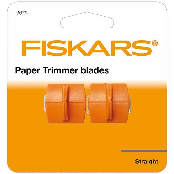 Fiskars - 9675 - Reserve kniv 2 pk - passer til 4153