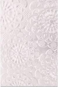 Bilde av Sizzix - 3-D Textured Impressions - A6 - 662265 - Doily