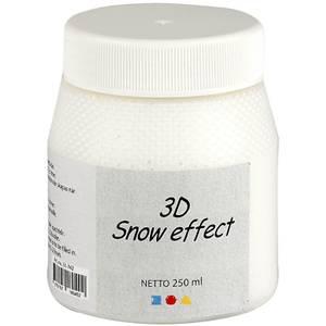 Bilde av Creotime - 3D Snow effect - 250ml