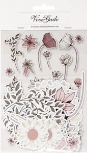 Bilde av Vivi Gade - Die cuts - Flowers - 72 stk