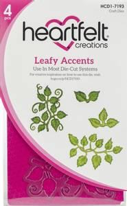 Bilde av Heartfelt Creations - Leafy Accents - Cut & Emboss Dies
