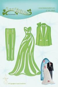 Bilde av Leane Creatief - 45.3868 - Lea'bilities Die - Dress & Suit