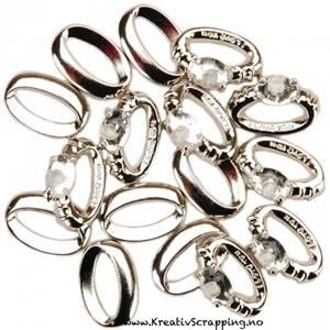 Bilde av Dress it up - Buttons - 4209 - Wedding Rings