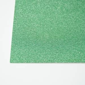 Bilde av Kort & Godt - Glitterkartong - GP206 - Grønn