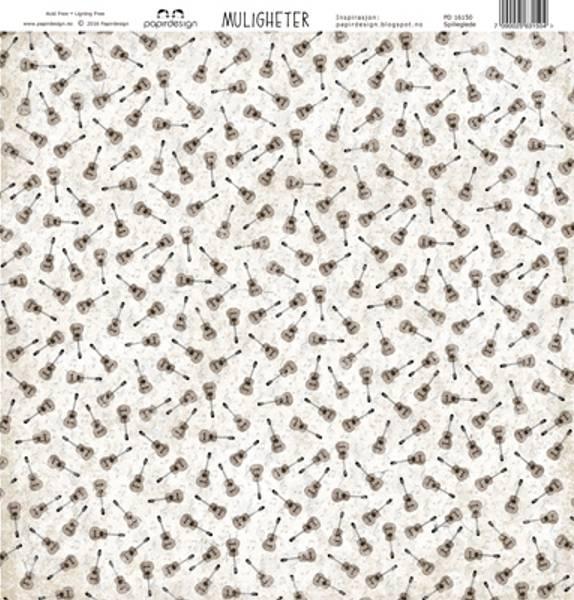 Papirdesign PD16150 - Muligheter - Spilleglede