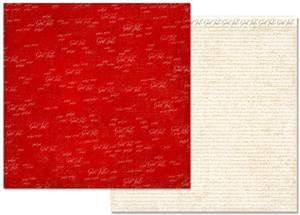 Bilde av Papirdesign PD15068 - Til ettertanke - JULESTEMNING