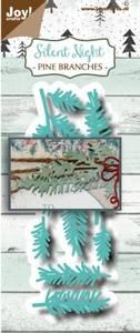 Bilde av Joy Crafts - 6002-1509 - Die - Pine Branches