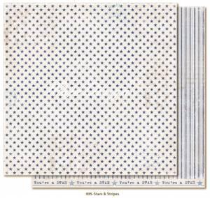 Bilde av Maja Design - 895 - Denim & Friends - Stars & Stripes