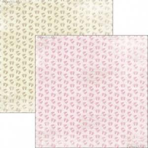 Bilde av Reprint - 12x12 - RP0298 - Sweet Baby - Pink Baby Feet