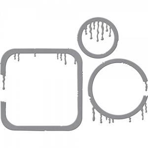 Bilde av Spellbinders - S4-742 - Shapeabilities - Drip Dry