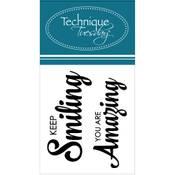 Stempel - Technique Tuesday