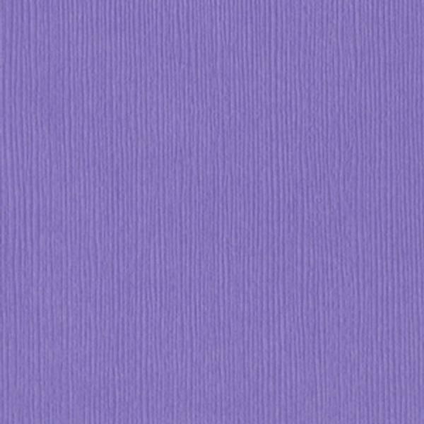 Bazzill - Fourz (Grass Cloth) - 6-653 - Wild Pansy
