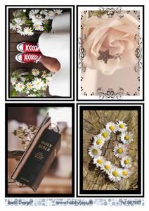 Bilde av Barto Design - Klippeark A4 - 067985 - Wedding